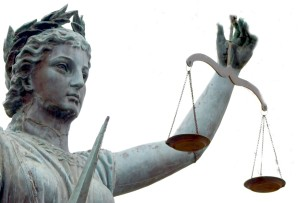Lady Justice photo